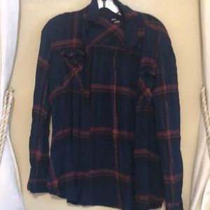Flannel UO button down